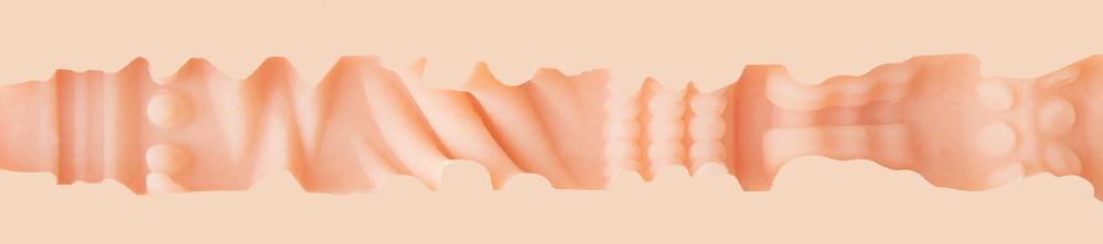 Abigail Mac Sleeve Texture